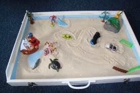 Sandtray work